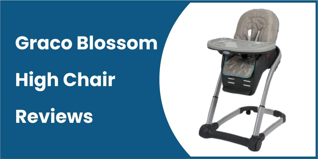 Graco Blossom High Chair Reviews