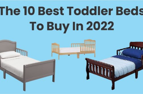 The 10 Best Toddler Beds To Buy In 2022
